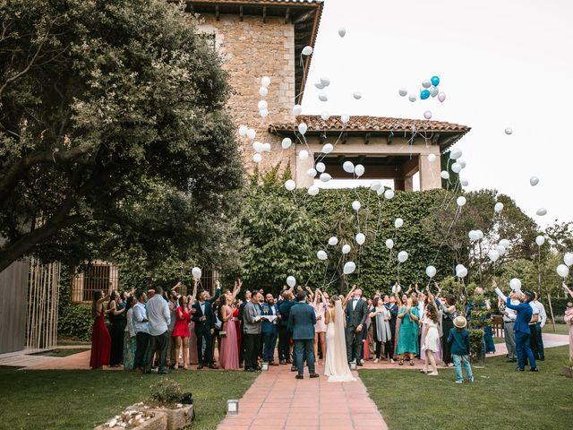 La boda de Ricard y Andrea en El Pala De Torroella, Barcelona 42