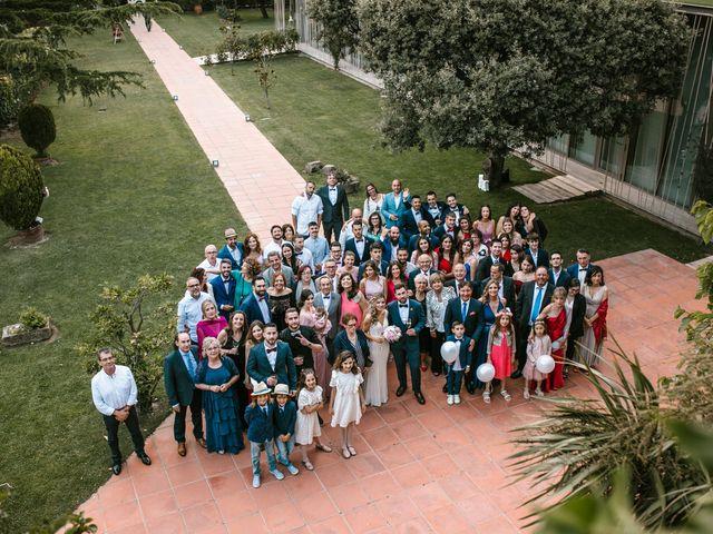La boda de Ricard y Andrea en El Pala De Torroella, Barcelona 43