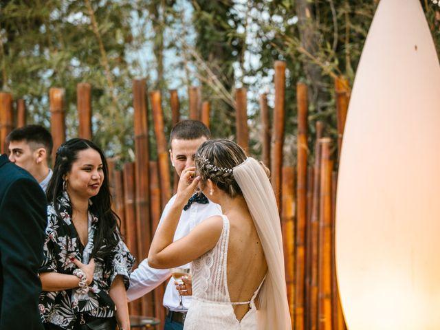 La boda de Ricard y Andrea en El Pala De Torroella, Barcelona 45
