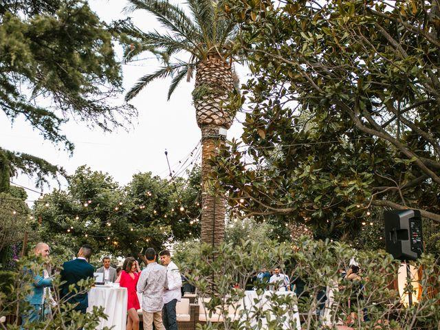 La boda de Ricard y Andrea en El Pala De Torroella, Barcelona 46