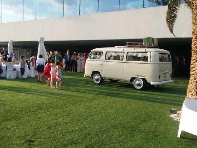 La boda de Roberto y Paola  en Zaragoza, Zaragoza 5