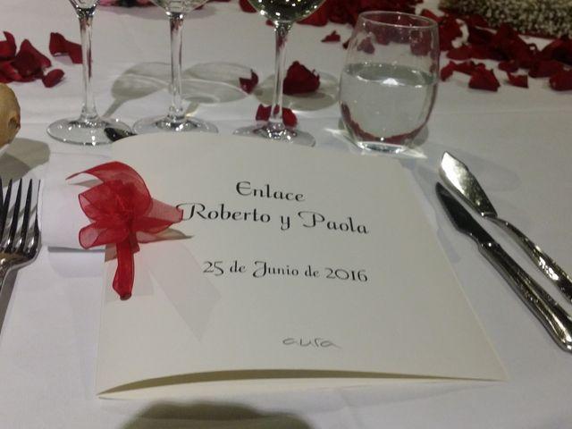 La boda de Roberto y Paola  en Zaragoza, Zaragoza 6
