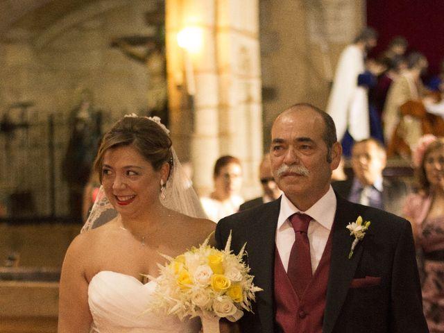 La boda de Ruben y Sara en Cáceres, Cáceres 8