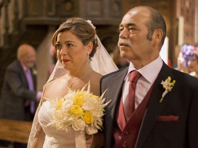 La boda de Ruben y Sara en Cáceres, Cáceres 11