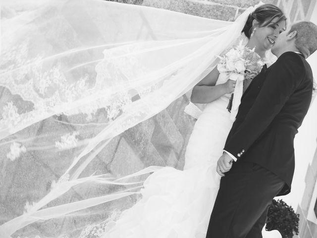 La boda de Ruben y Sara en Cáceres, Cáceres 17