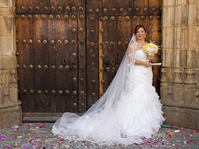 La boda de Ruben y Sara en Cáceres, Cáceres 18