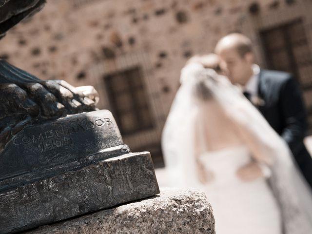 La boda de Ruben y Sara en Cáceres, Cáceres 19