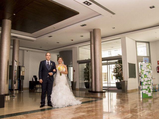 La boda de Ruben y Sara en Cáceres, Cáceres 20