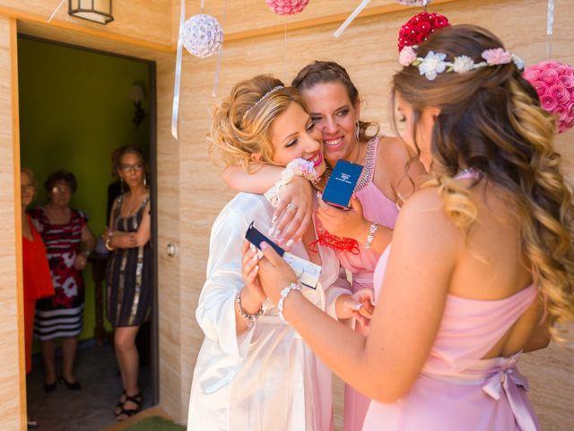 La boda de Ahmed y Cassandra en Vilanova I La Geltru, Barcelona 4