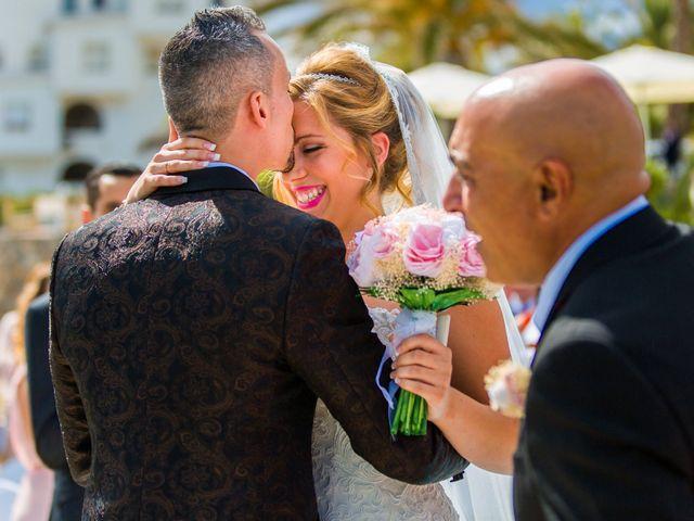 La boda de Ahmed y Cassandra en Vilanova I La Geltru, Barcelona 9