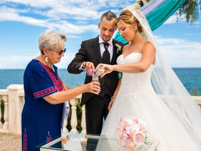 La boda de Ahmed y Cassandra en Vilanova I La Geltru, Barcelona 11