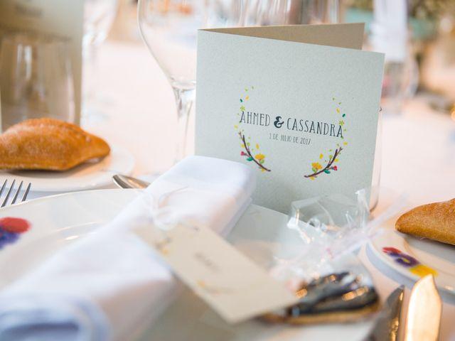 La boda de Ahmed y Cassandra en Vilanova I La Geltru, Barcelona 16