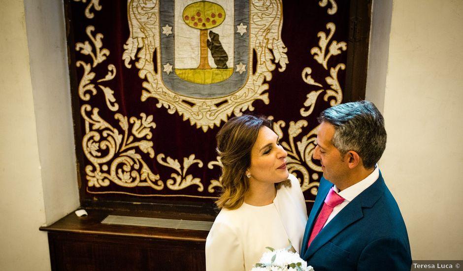 La boda de Carlos y Maria en Madrid, Madrid