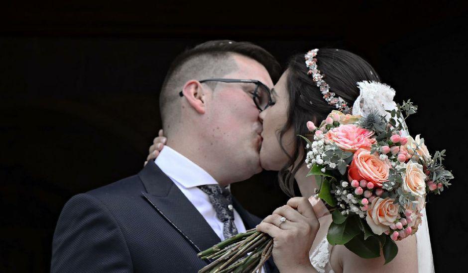 La boda de Carli y Rocío  en Reboreda (Santa María), Pontevedra
