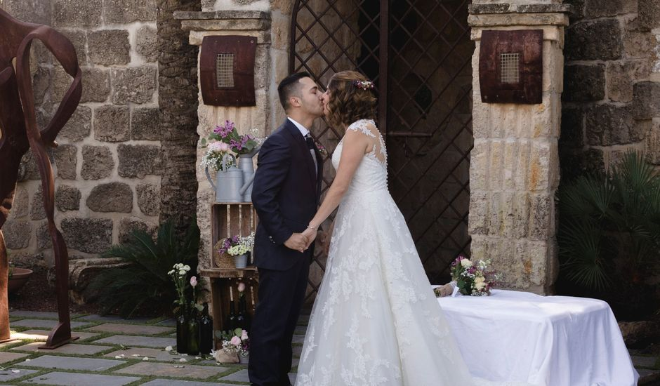 La boda de Àlex y Paula en Pedreguer, Alicante