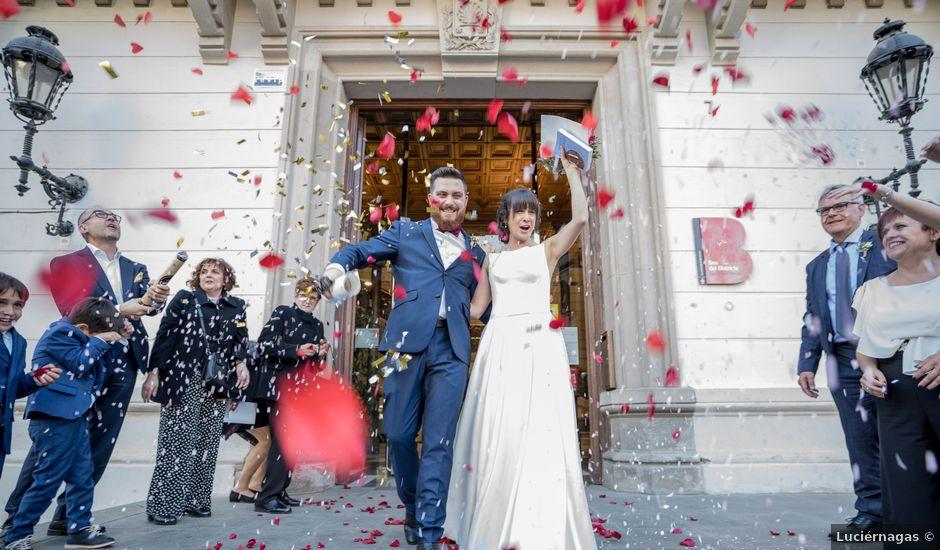 La boda de Jorge y Jessica en Cabrils, Barcelona