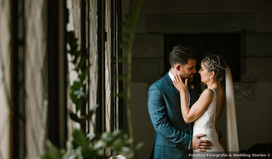 La boda de Ricard y Andrea en El Pala De Torroella, Barcelona