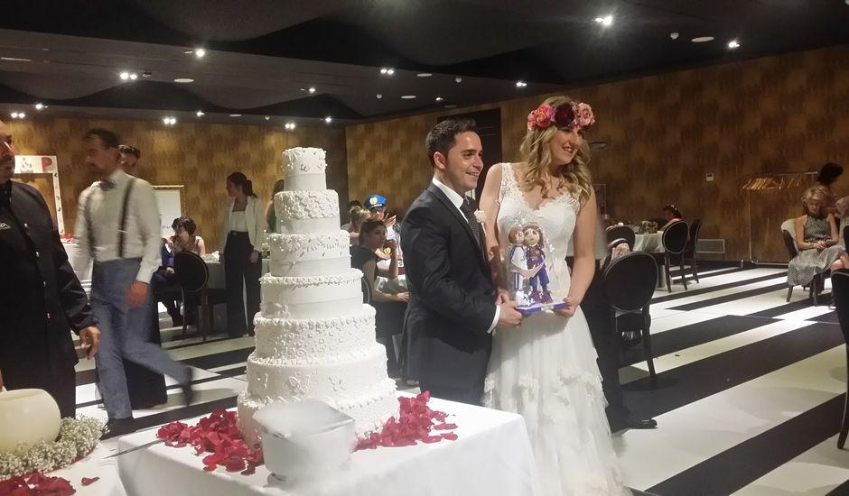 La boda de Roberto y Paola  en Zaragoza, Zaragoza