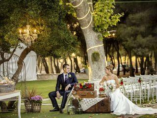 La boda de Beatríz y Jonathan
