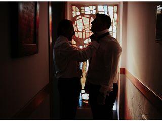 La boda de Sara y Adri 2