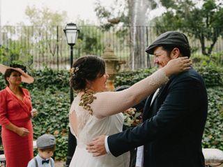 La boda de Davinia y Pepe