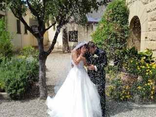 La boda de Roxana y Juan