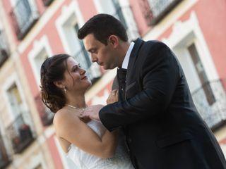La boda de Cristina y Pedro