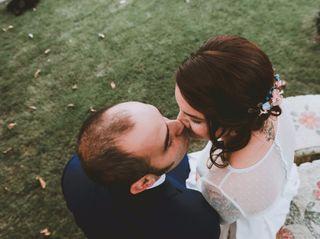La boda de Angela y Adrian