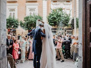 La boda de Blanca y Isaac