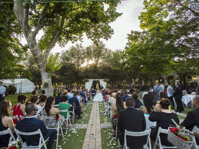 La boda de Jonathan y Beatríz en Sonseca, Toledo 19