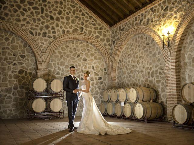 La boda de Jonathan y Beatríz en Sonseca, Toledo 40