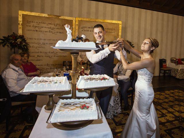 La boda de Jonathan y Beatríz en Sonseca, Toledo 49