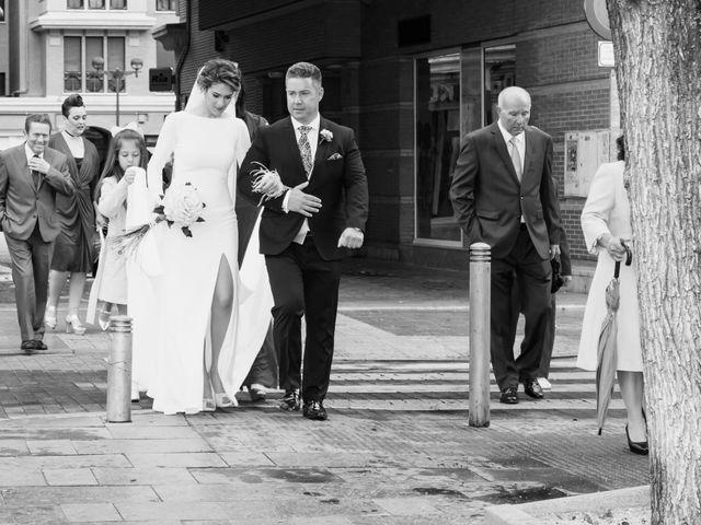 La boda de Segio y Ana en Cubas De La Sagra, Madrid 7