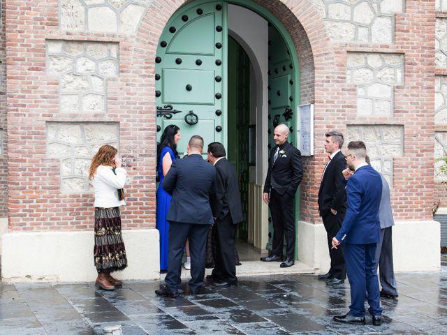 La boda de Segio y Ana en Cubas De La Sagra, Madrid 8