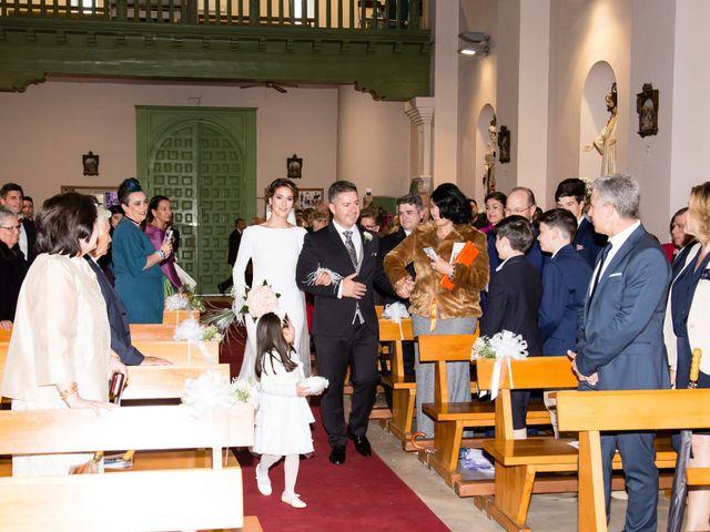 La boda de Segio y Ana en Cubas De La Sagra, Madrid 10