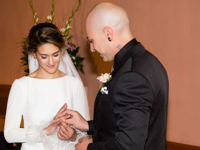 La boda de Segio y Ana en Cubas De La Sagra, Madrid 11