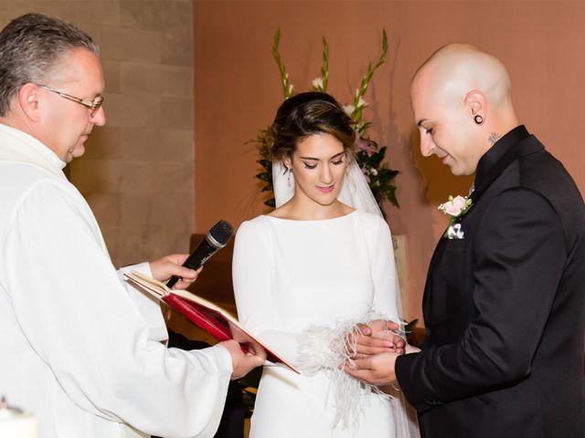 La boda de Segio y Ana en Cubas De La Sagra, Madrid 12