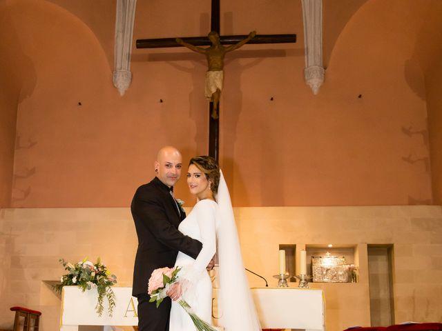 La boda de Segio y Ana en Cubas De La Sagra, Madrid 13