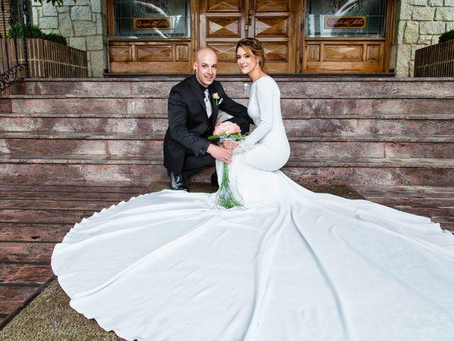 La boda de Segio y Ana en Cubas De La Sagra, Madrid 17