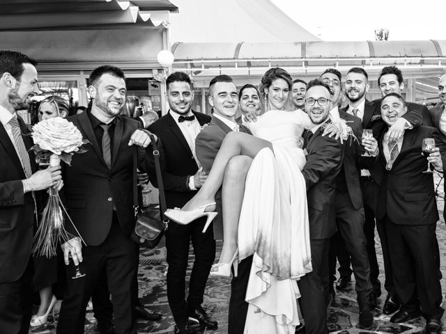 La boda de Segio y Ana en Cubas De La Sagra, Madrid 19