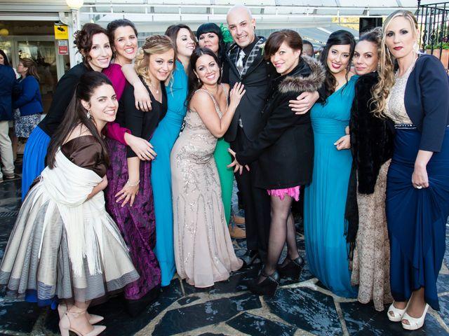 La boda de Segio y Ana en Cubas De La Sagra, Madrid 20