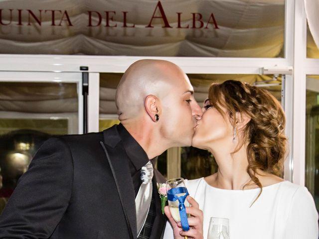 La boda de Segio y Ana en Cubas De La Sagra, Madrid 22
