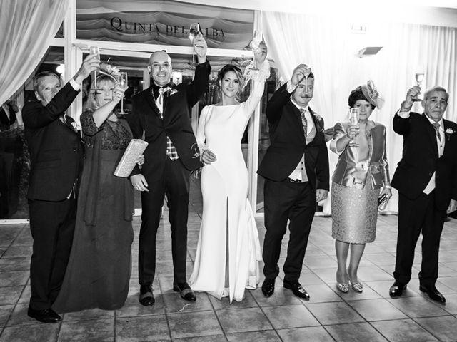 La boda de Segio y Ana en Cubas De La Sagra, Madrid 23