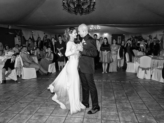 La boda de Segio y Ana en Cubas De La Sagra, Madrid 1