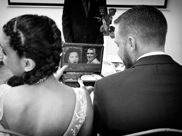 La boda de Sergio y Vero en Pastrana, Guadalajara 3