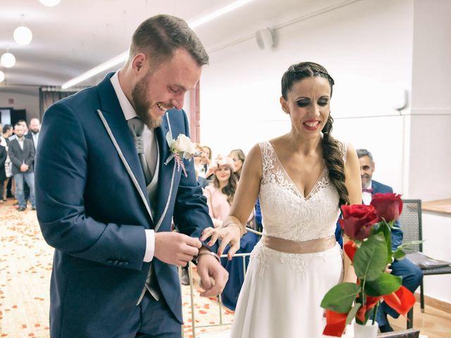 La boda de Sergio y Vero en Pastrana, Guadalajara 4