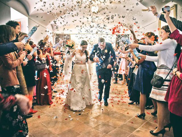 La boda de Vero y Sergio