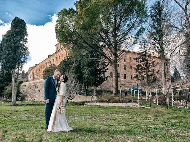La boda de Sergio y Vero en Pastrana, Guadalajara 9