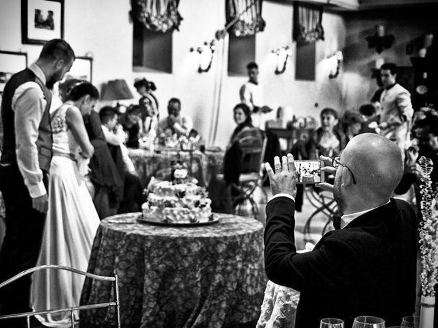 La boda de Sergio y Vero en Pastrana, Guadalajara 11