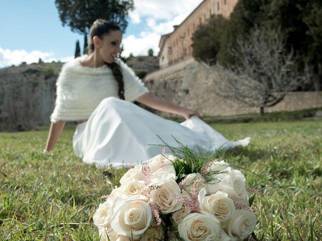 La boda de Sergio y Vero en Pastrana, Guadalajara 19